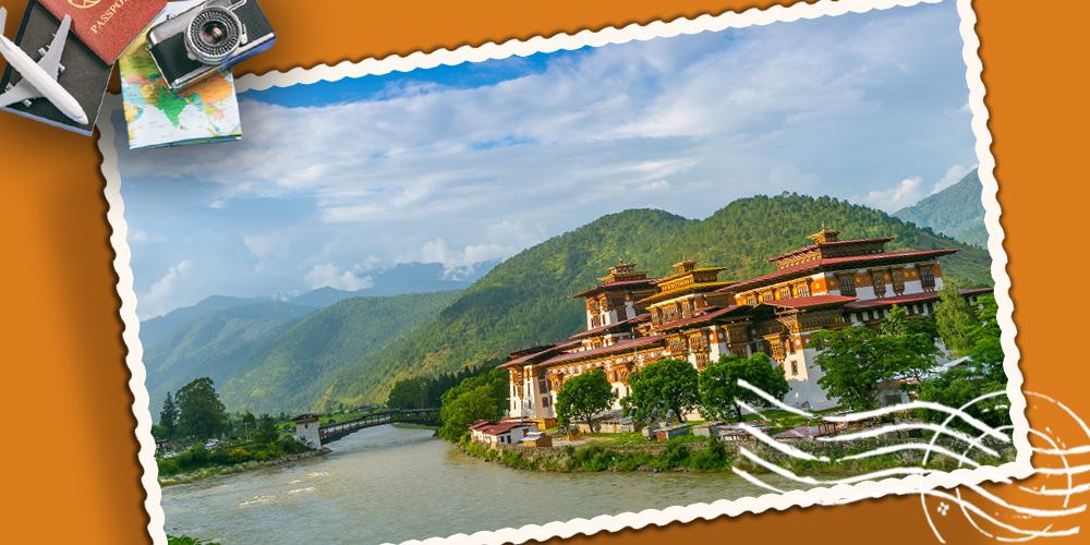 ✈ Bhoutan, le pays du Bonheur National Brut (et vert !)