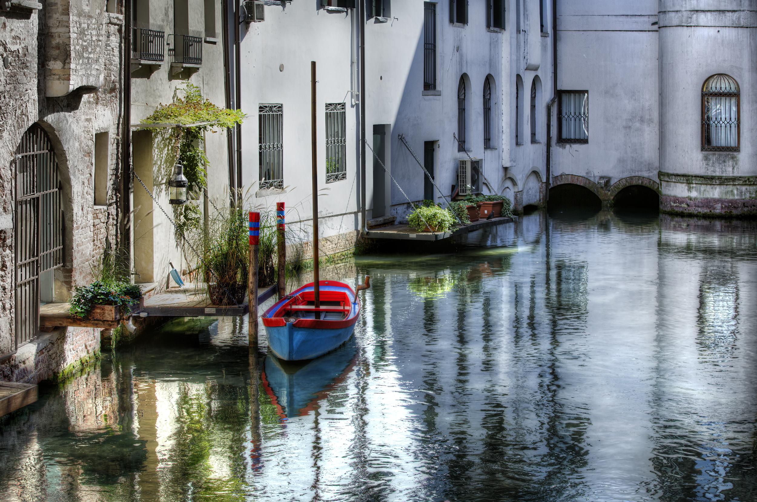 Trevise aux allures de Venise