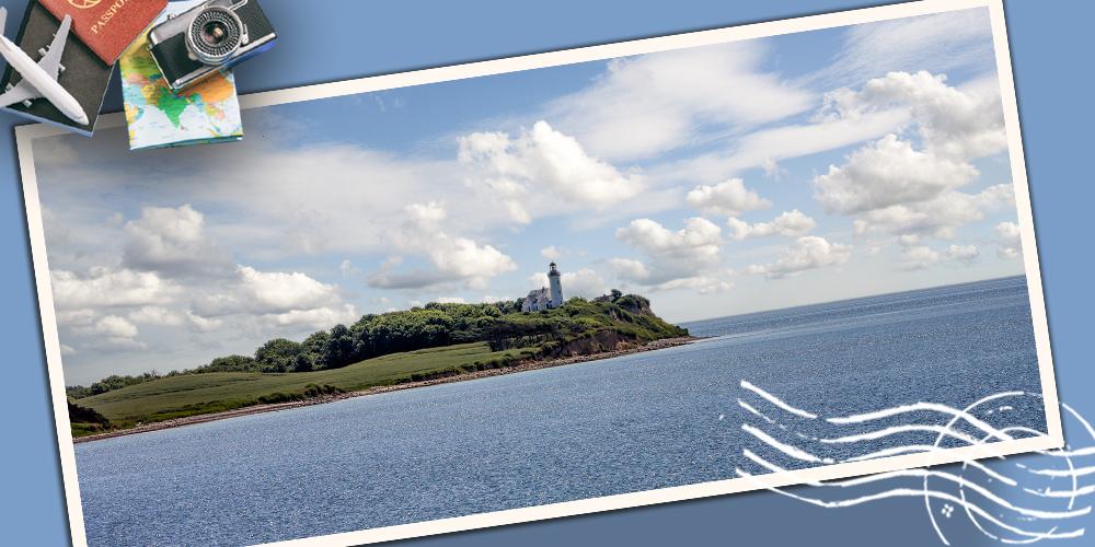 ✈ Samsø, l'île autonome