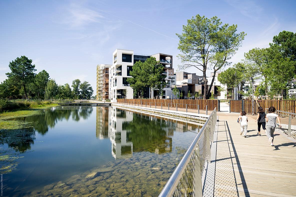 Ecoquartier Ginko Bouygues Immobilier Bordeaux métropole