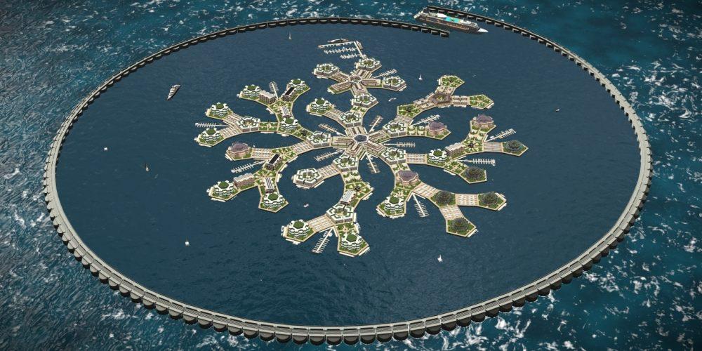 Îles artificielles : le nouveau far west (DD32, p. 56-58)