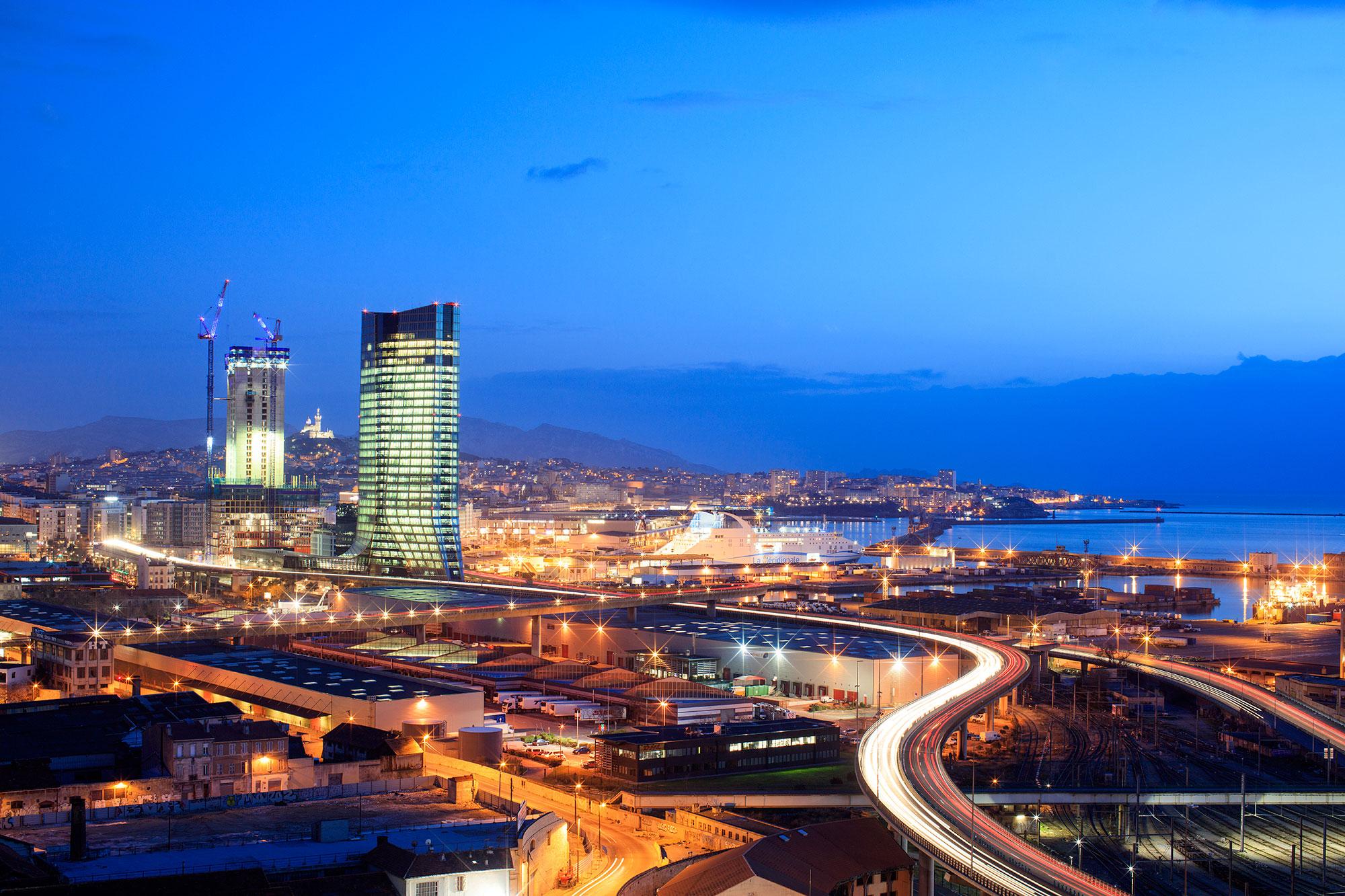 concours pour la smartcity et smartport