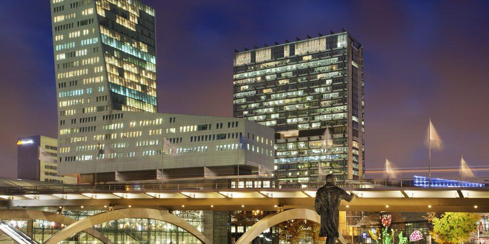 Lille, 3e quartier d'affaires de France