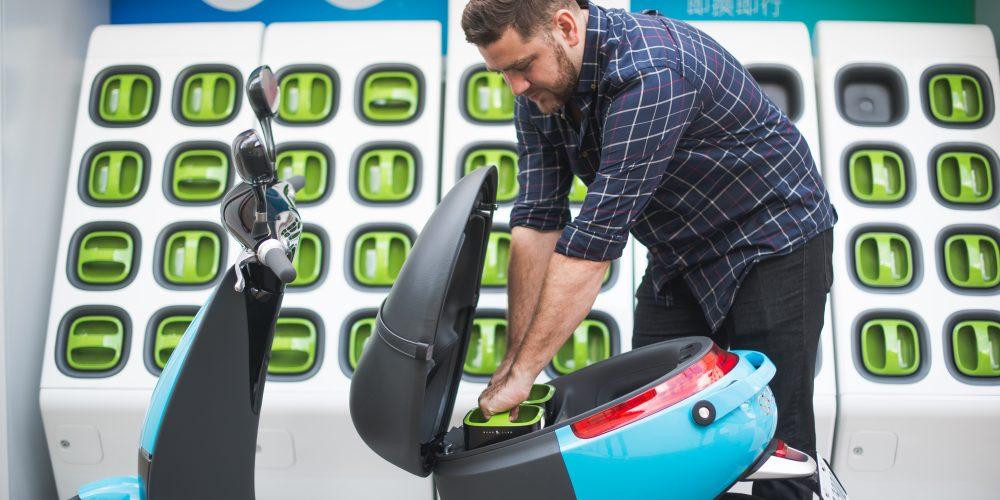 Après les voitures, partagez les batteries !