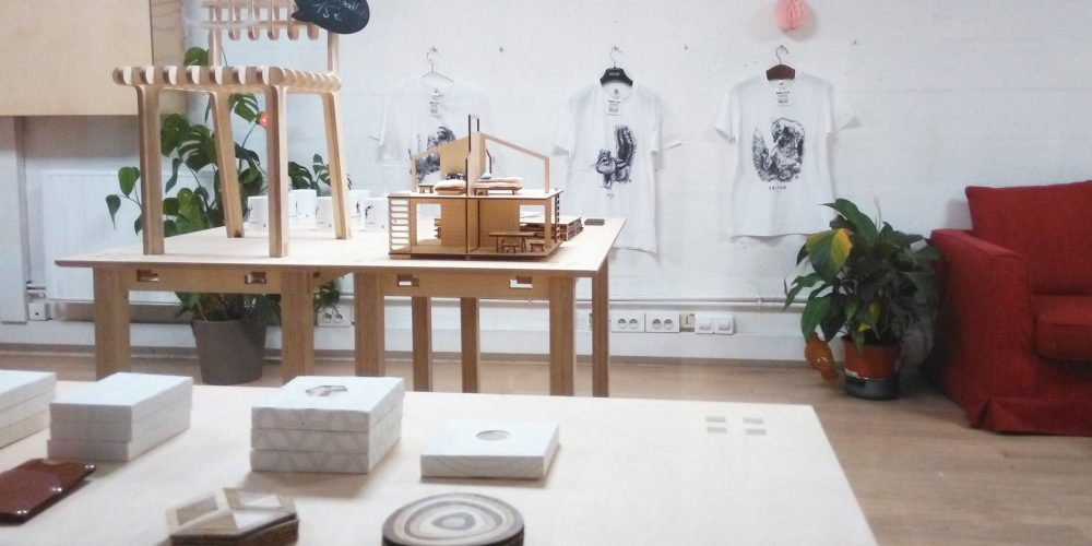 Makers Market : la boutique des Fab Labs parisiens