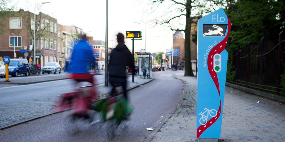 À Utrecht, les cyclistes passent au vert ! (DD33 p.34-35)