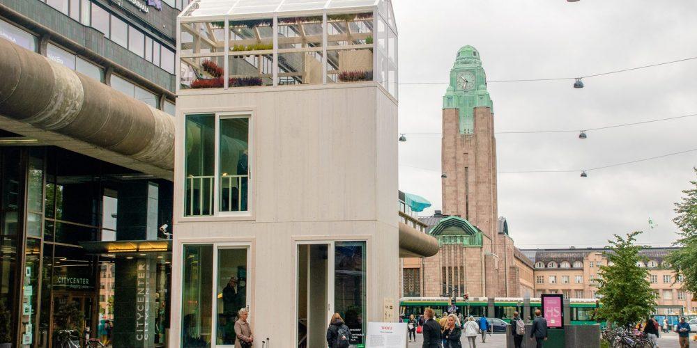 Étalement urbain : une place de parking, une maison