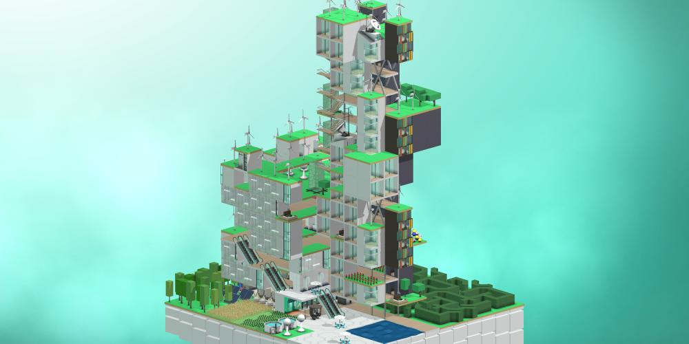 Block'hood : le jeu vidéo qui construit la ville autonome