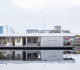 Une maison flottante et durable pour naviguer en France