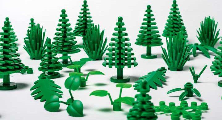 Lego commercialise ses premières briques durables