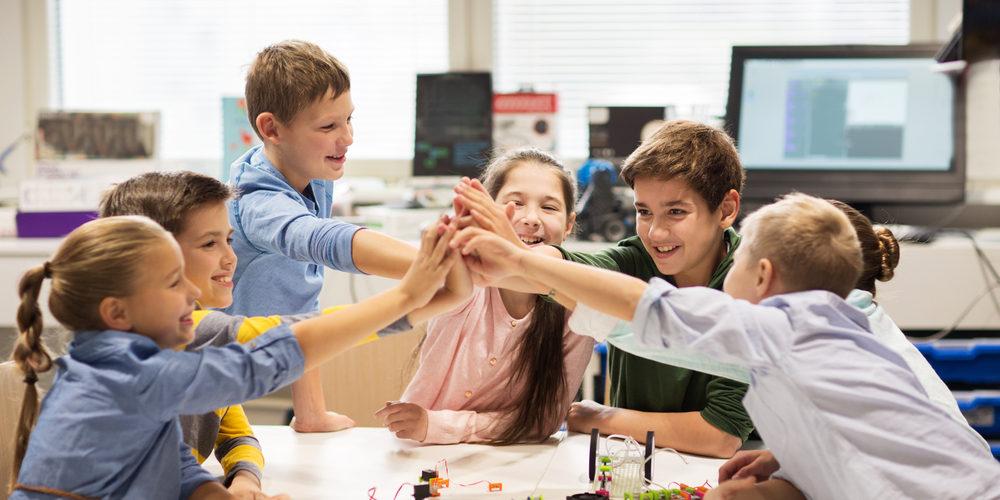 Trappes : une école à la pédagogie bienveillante
