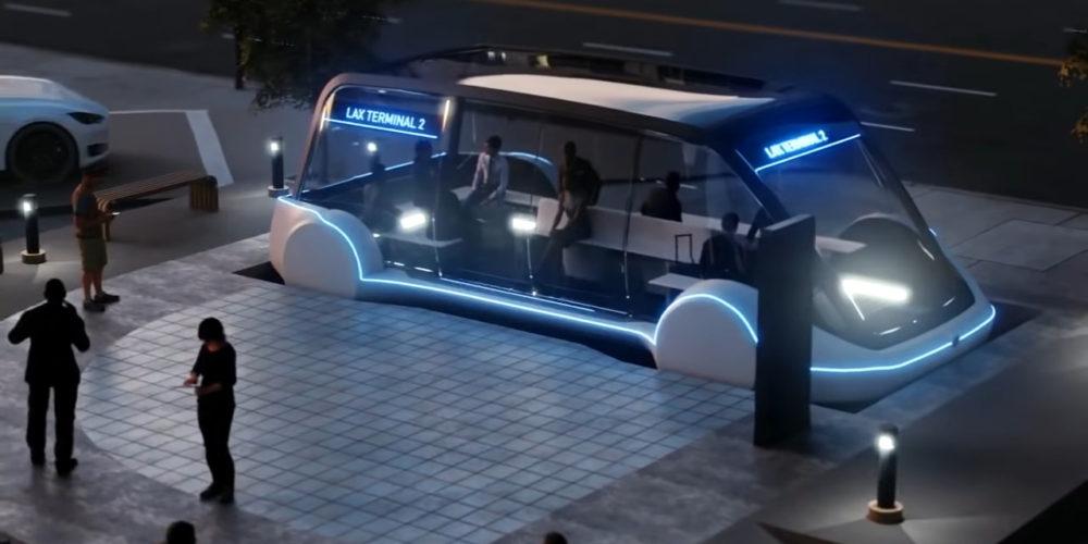 Los Angeles : Elon Musk dévoile ses tunnels à grande vitesse