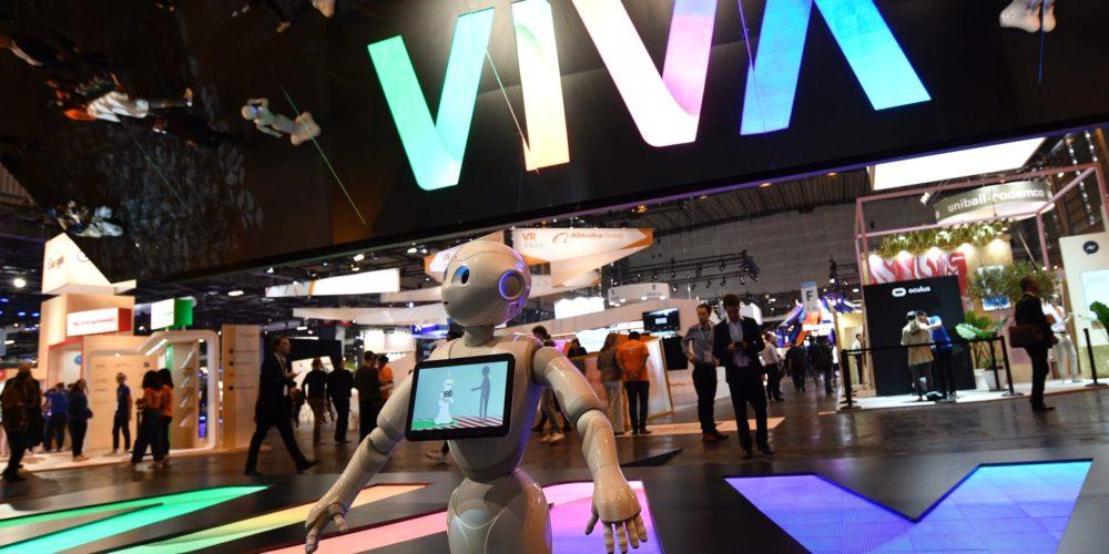 Top départ pour Viva Tech