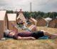 Une tente écolo pour les festivals