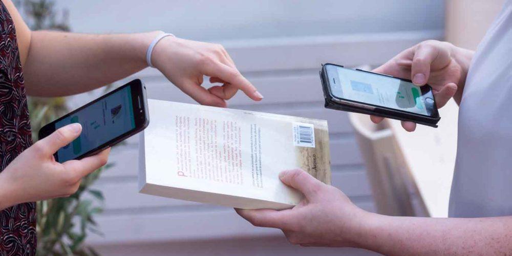 Tonbooktoo : échangez vos livres entre voisins