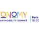Autonomy, le Sommet de la mobilité urbaine, du 18 au 20 octobre
