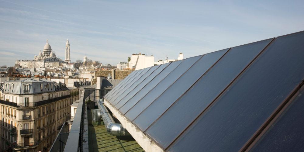 Une centrale solaire citoyenne à Paris dès 2019