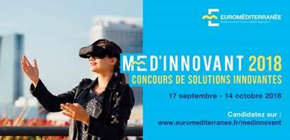 Med'innovant : Smart City cherche startups innovantes