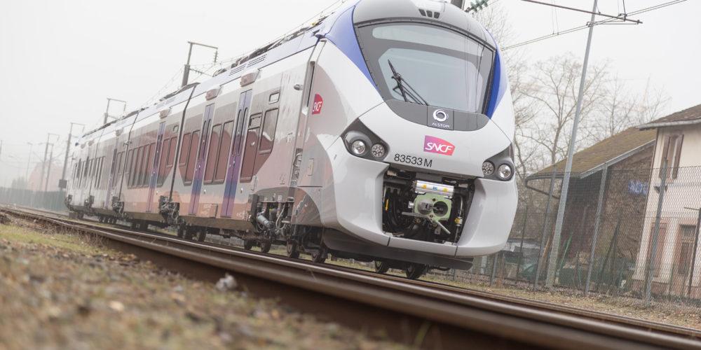 Un TER à moteur hybride bientôt en circulation