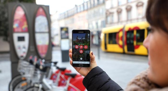 Mulhouse inaugure l'abonnement de transport tout-en-un