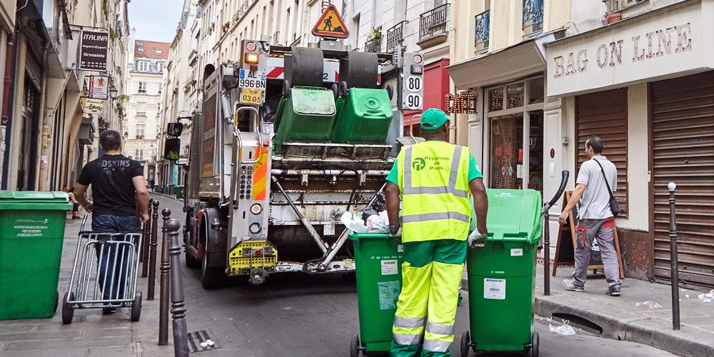 Paris : une rue entière teste le Zéro Déchet