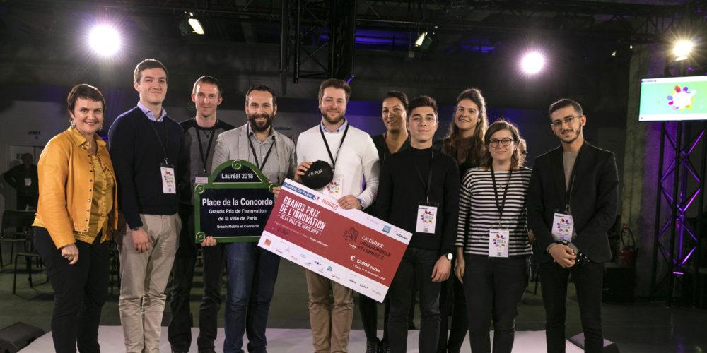 Grands Prix de l'Innovation : 5 startups pour réinventer Paris