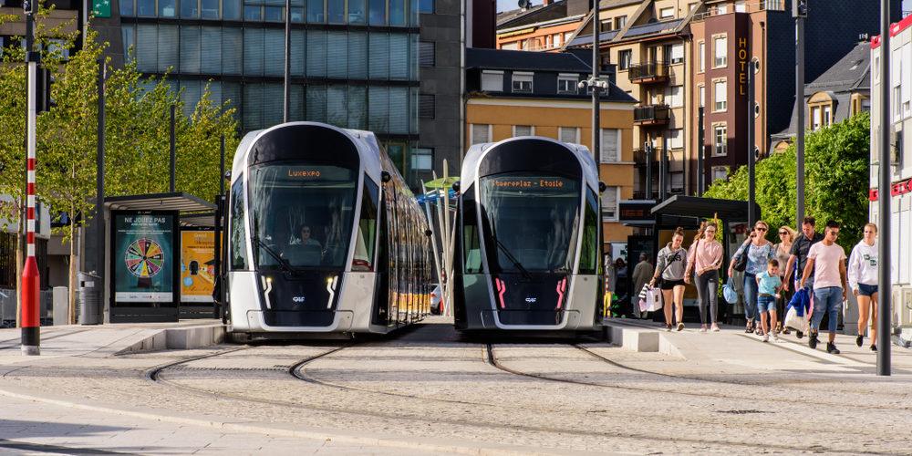 Luxembourg : le premier pays où tous les transports en commun sont gratuits