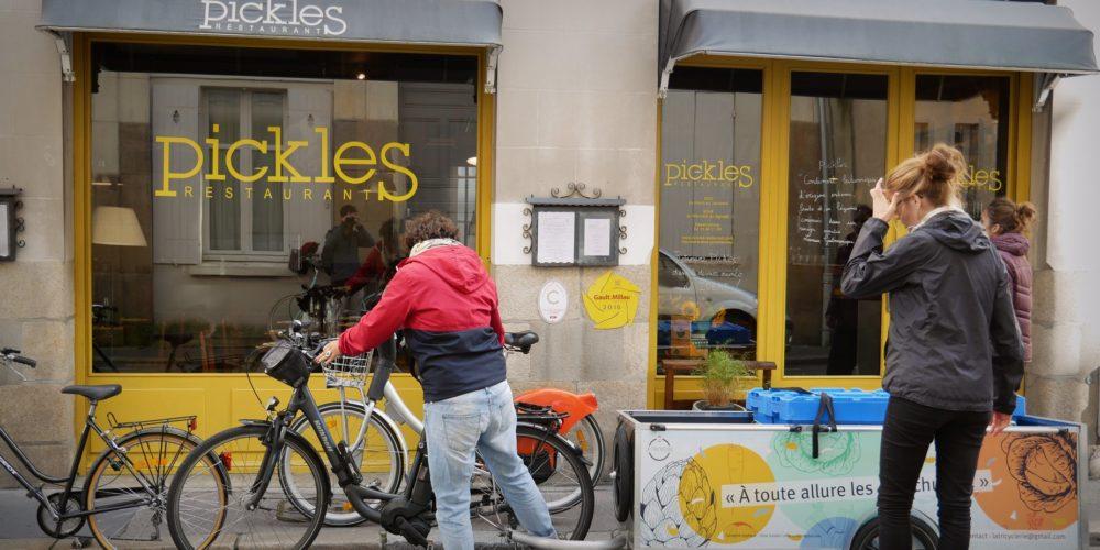 Nantes : ils compostent en pédalant