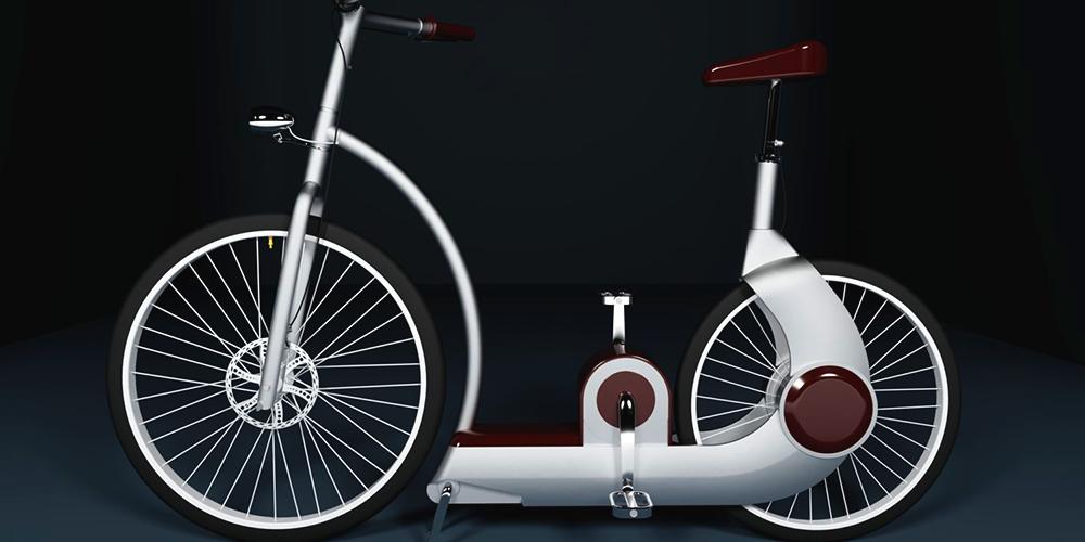 Un vélo électrique qui se recharge en pédalant