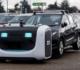 Des robots voituriers à l'aéroport de Lyon