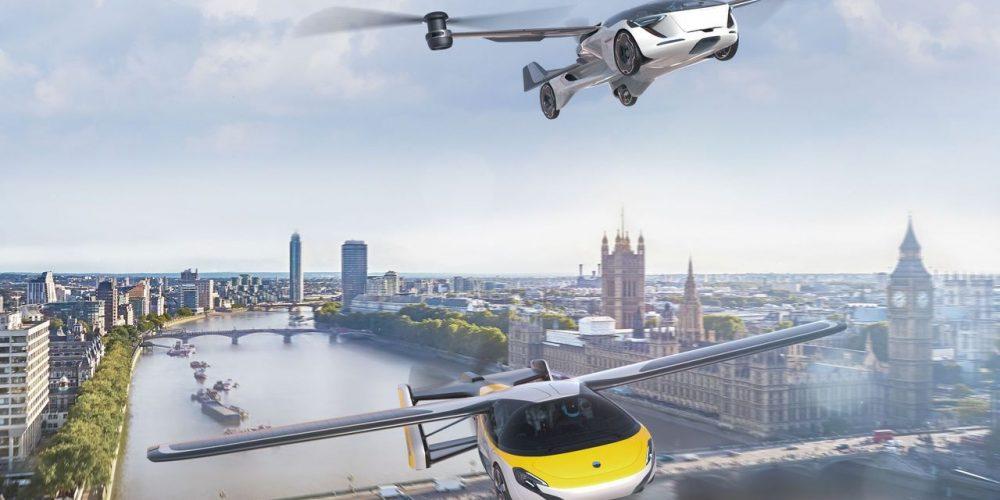 AeroMobil : cette voiture se transforme en avion