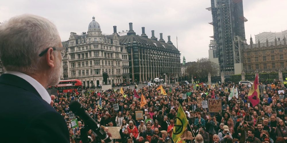 Le Royaume-Uni déclare l'urgence climatique