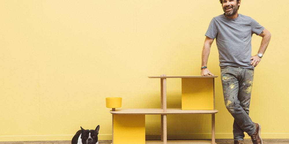Dizy : des meubles durables aux pièces interchangeables