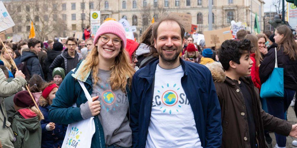 Ecosia crée le congé climat pour ses salariés activistes