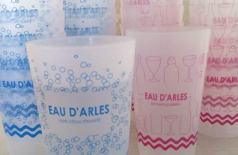 Arles : objectif zéro bouteille plastique