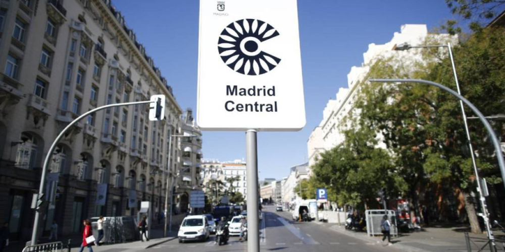 Madrid Central : une politique anti-pollution parmi les plus efficaces d'Europe