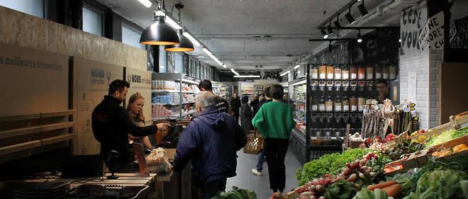 La première épicerie anti-gaspi ouvre à Paris