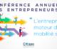 Citizen Entrepreneurs organise la 12e édition          de sa conférence