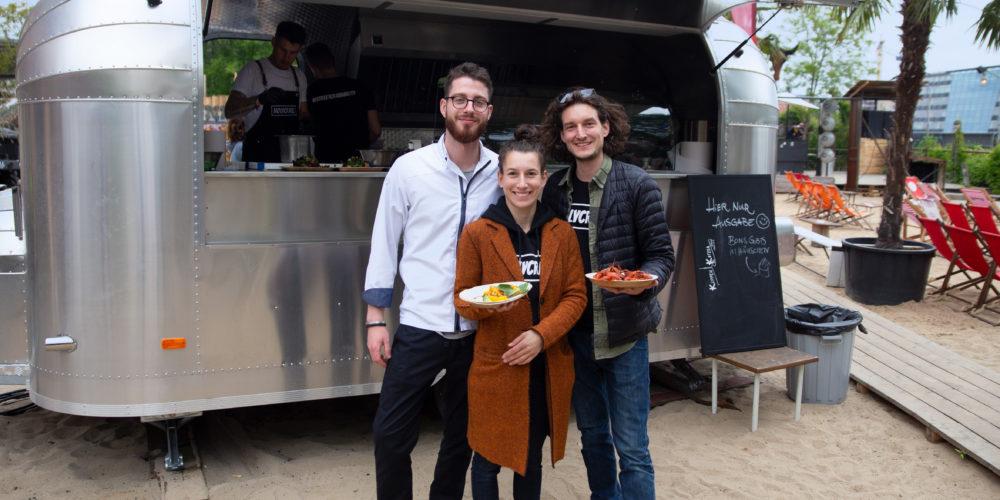Holycrab : ce food-truck transforme les espèces invasives en délices