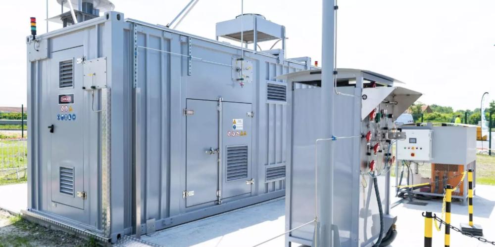 Bientôt de l'hydrogène dans les réseaux de gaz français ?
