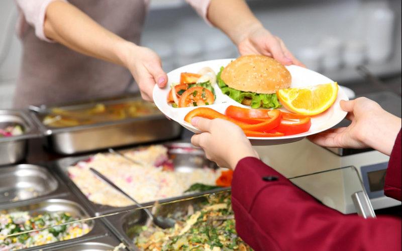 Cantines scolaires : un repas végétarien par semaine obligatoire