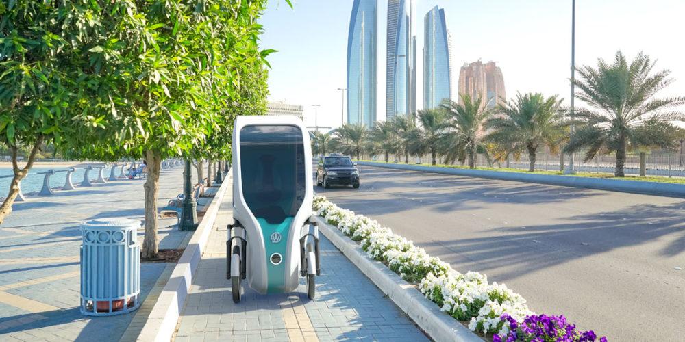 CES : Wello présente son vélo cargo solaire modulable