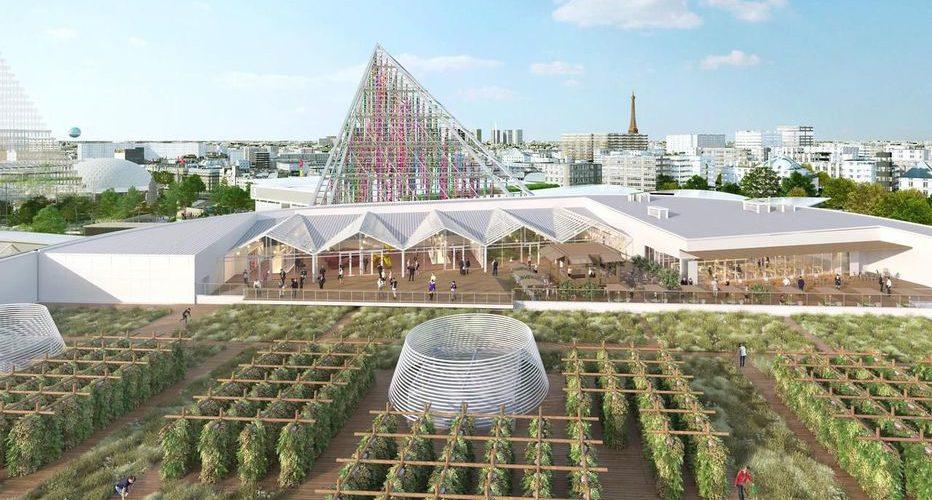 Une ferme urbaine géante va ouvrir à Paris