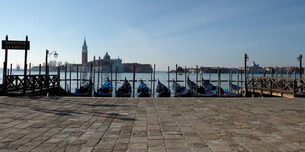 Coronavirus : Venise envisage un nouveau modèle touristique