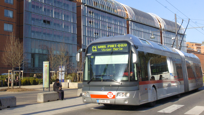 Déconfinement: les transports lyonnais innovent