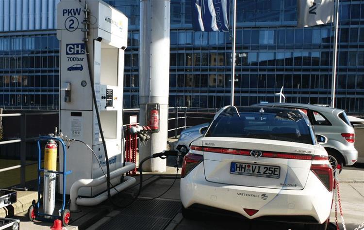L'Allemagne veut devenir le leader de l'hydrogène