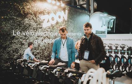 Salon Autonomy: pour une mobilité intelligente, saine et durable
