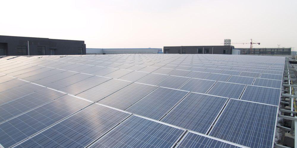 La centrale photovoltaïque d'Annet alimentera 12 000 personnes