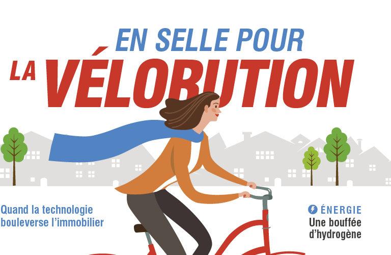La vélorution ! Le dernier numéro de décisions durables en libre accès pendant 1 mois