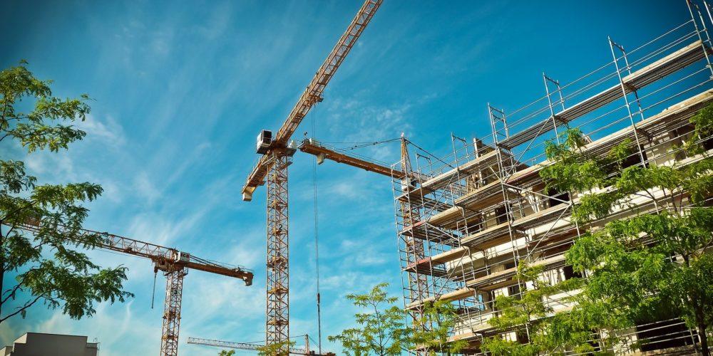 Signature d'un pacte pour la construction de logement durable